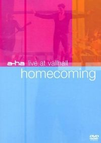 Cover a-ha - Live At Vallhall - Homecoming [DVD]